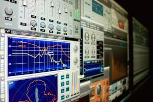 BAM Studios Sound Design Controls